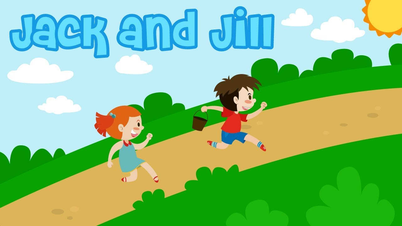 Jill Went Up The Hill Nursery Rhymes