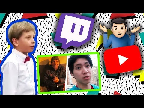 YODELING KID, RUSSIA BLOCKS TWITCH, YOUTUBE ADS ON EXTREMIST VIDEOS | The BS On the INTERNET