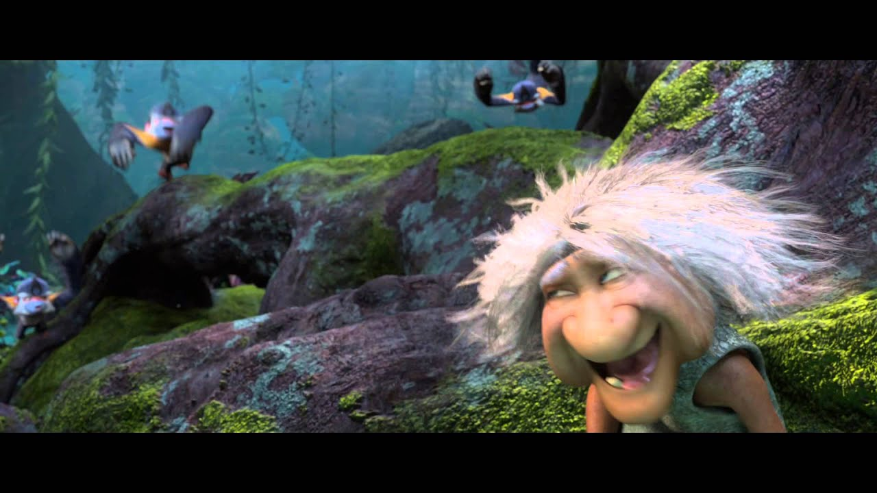The Croods – Cuộc Phiêu Lưu Của Nhà Croods – Trailer Dubbing