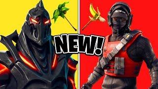 NEW Fortnite Skins, Pickaxes, Wraps & MORE! (New Fortnite Items / Update)