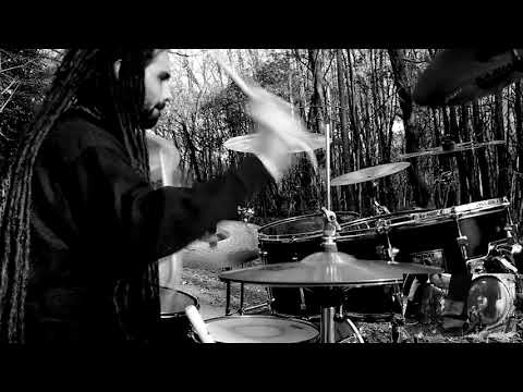 Crusadist - A Moonlit Brigade OFFICIAL DRUM PLAYTHROUGH VIDEO