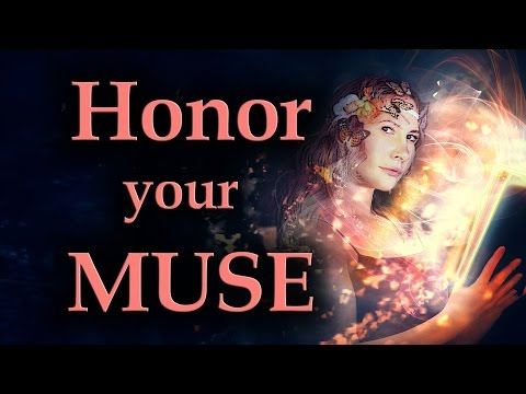 Honor Your Writing Muse - guard your creative spark