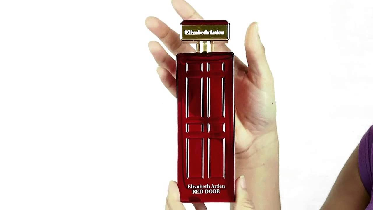 red door perfume by elizabeth arden review