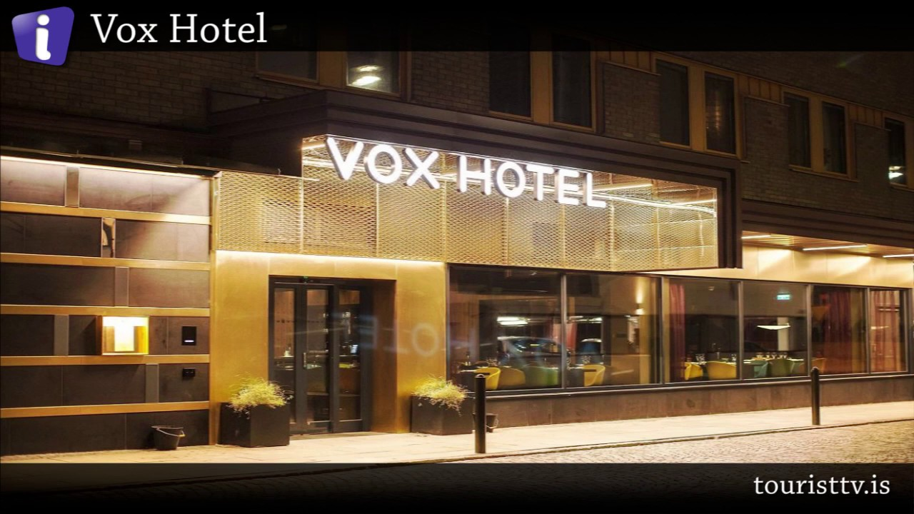 hotell vox i jönköping