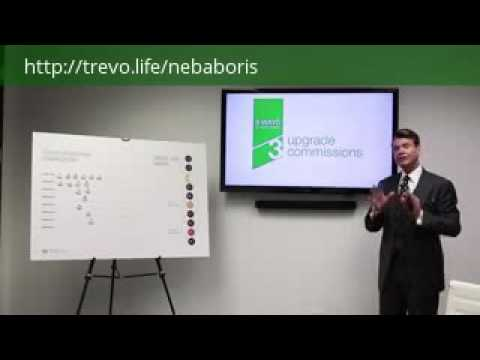TREVO BUSINESS TRAINING BY NEBA BORIS