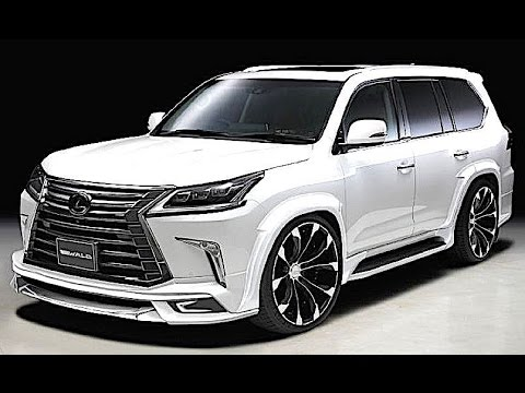 Lexus LX 570 The Luxury of Power and Lexus GX 460 The feeling of freedom 2017, 2018 model - YouTube