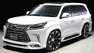 Lexus LX 570 The Luxury of Power and Lexus GX 460 The feeling of freedom 2017, 2018 model