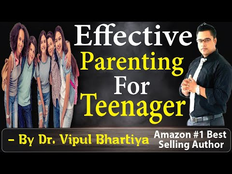 Parenting Training workshop in Hindi by Mr. Vipul