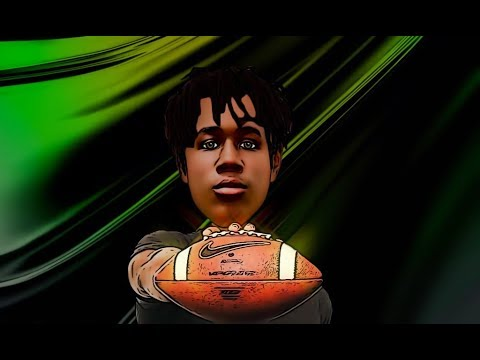 2018 RB James Cook EARLY 2017 season highlight REMIX