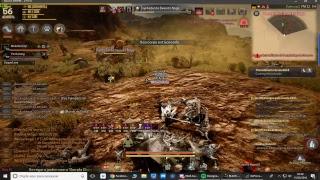 Black Desert Online - Upando Striker nos Nagas