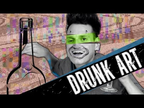 Drunk Art - Philip Green