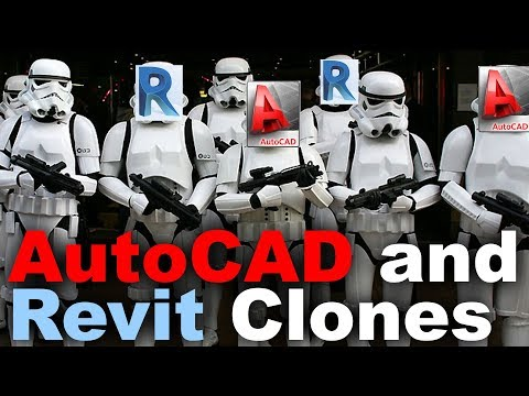 Cheaper Alternatives to AutoCAD and Revit