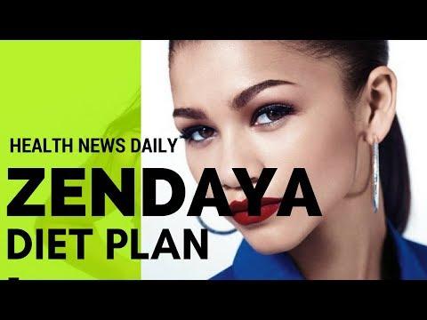 ZENDAYA Diet Secrets – Diet Plan | Celebrity Diet  - Vegetarian