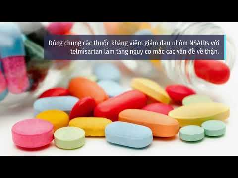 Thuốc Micardis® (telmisartan): Cách dùng và những lưu ý cần thiết
