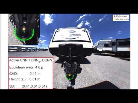 Video-Based Trailer Coupler Detection using Multiplexer Convolutional Neural Network