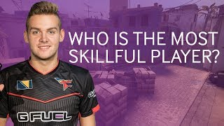 CS:GO Pros Answer | Who Is The Most Skillful Counter-Strike Player?