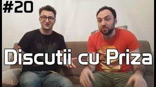 Interviu cu Vlad Grigorescu - Discuții cu Priză