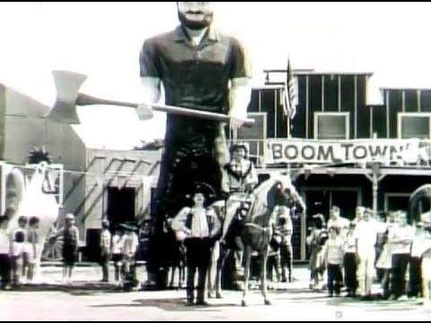 WBZ Archives: BOOMTOWN With Rex Trailer Debuts on WBZ-TV