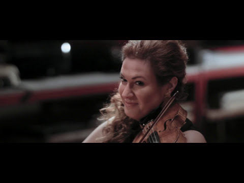 Gwendolyn Masin's ORIGIN | Grigoraș Dinicu, Jascha Heifetz | Hora Staccato