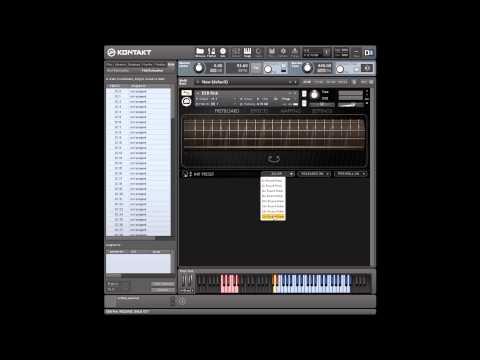 Evolution Electric Bass Rick - Memory Options