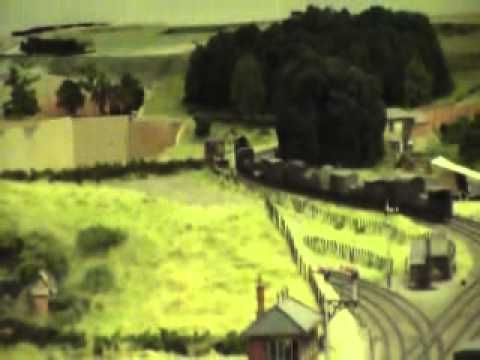 Pendon Model Railway Museum Abingdon (Hols feb 2011 to UK)