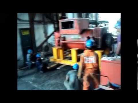 Scaffolding And Basic Training for Manufacture Worker in Indonesia