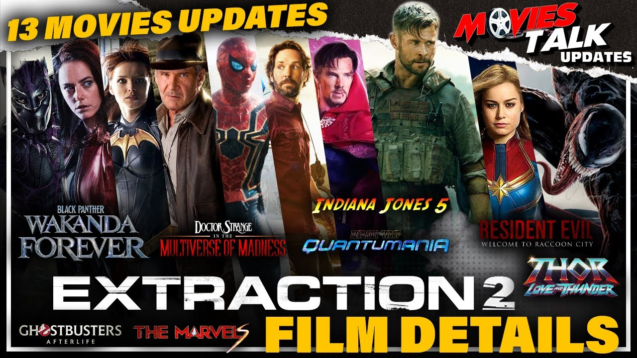 Download Extraction 2, Thor 4, Venom, Batgirl Doctor Stranger 2 & More 13 Movies Updates [Explained In Hindi]