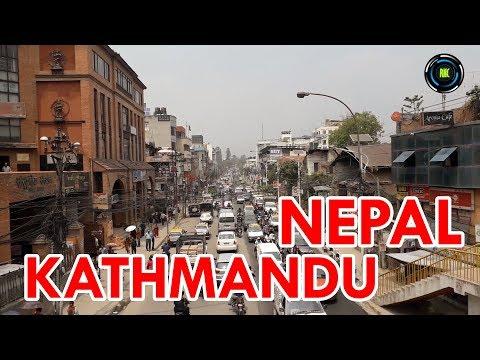 Kathmandu City Tour, Nepal HD । काठमाडौं शहर यात्रा ।