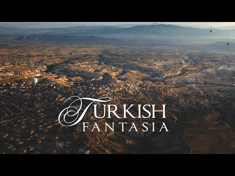 Surreal journey through Turkey [HD]