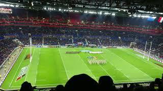 France / All Blacks - Avant Match - Les Hymnes - La Marseillaise - Haka - Show - HD - 4K (14/11/17)