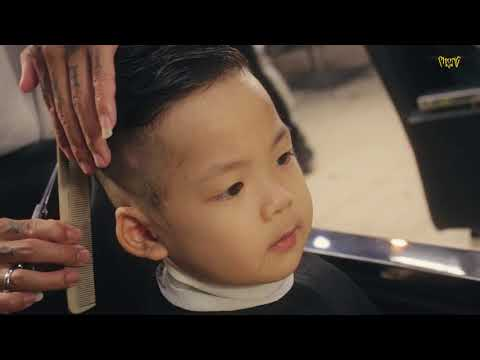 Tóc nam đẹp kiểu tóc Undercut quý tộc Swag Style   PhongBvB