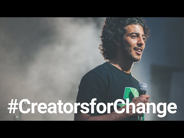 The VisualizED YouTube Creators for Change: Omar Hussein Youtube Videos