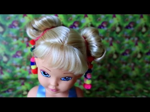 Kids Hairstyles For Girls little girl hairstyle french braid pony tail curls high pony volumized pony hair blonde platinum Cute Hairstyle For Girls Kids Hairstyles Girls Hairstyle For Girls At Home Hairstyle For Kids