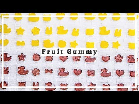 """【簡単かわいい】再現!!フルーツグミを作ってみた!!how-to-make-""""fruit-gummy"""""""