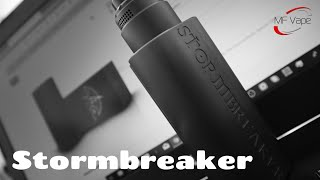 Stormbreaker Triple Parallel 21700 Mech Mod | Vaperz Cloud | Review