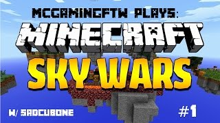 Ivo Plays Minecraft - Sky Wars: The Musical w/ SadCubone
