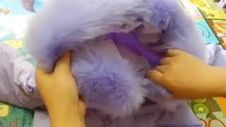 Видео обзор Пуховик детский для девочек