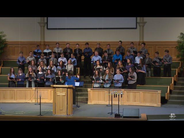 Добрые Руки Неба- FSBC Teens Choir