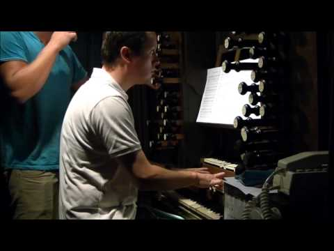 O for the wings of a dove - F. Mendelssohn-Bartholdy (organ version)