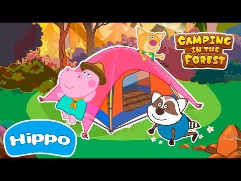 Гиппо 🌼 Скауты 🌼 Поход в лес 🌼 Промо-ролик (Hippo)