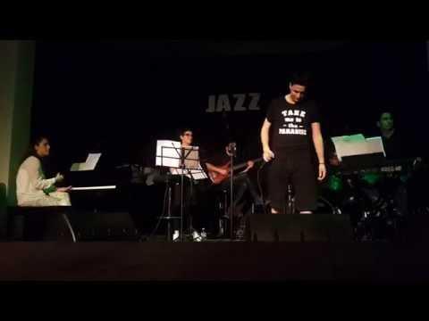 Orkhan Zeynallı (AiD) ft Felon de Jure - Lose Yourself (cover) (26.04.2015) / Jazz Center