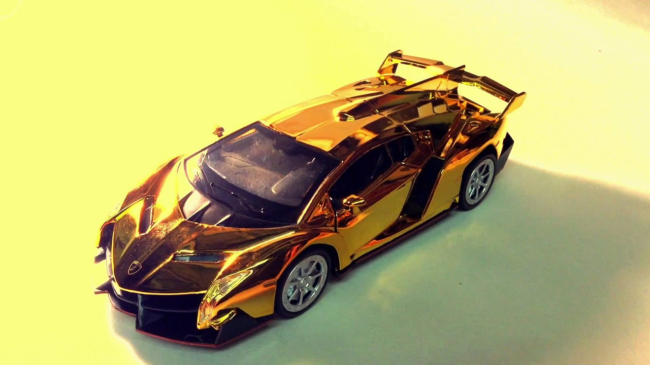 Lamborghini Veneno Toy Car Reviewed By Zach Youtube