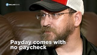 How one Seagoville prison worker is surviving without a paycheck on payday