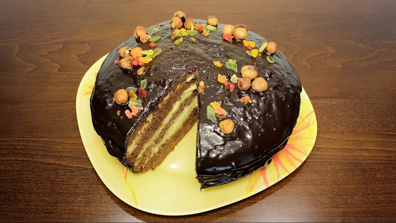 торт спартак рецепт фото в мультиварке