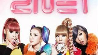 [MP3 Download] 2NE1 - It Hurts [Japanese Ver.]