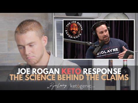Joe Rogan Keto Response: The Science Behind the Claims
