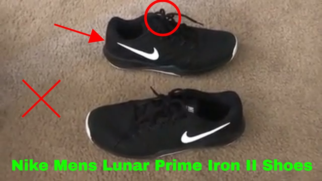 nike lunar prime iron ii grey
