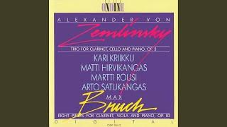 Trio for Clarinet, Cello and Piano in D Minor, Op. 3: I. Allegro ma non troppo