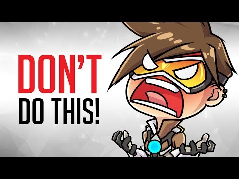 10 Stupid Things Players Do in Overwatch