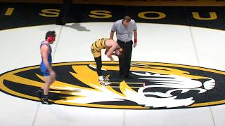 HIGHLIGHTS: Tiger Style Defeats Buffalo 37-6 thumbnail